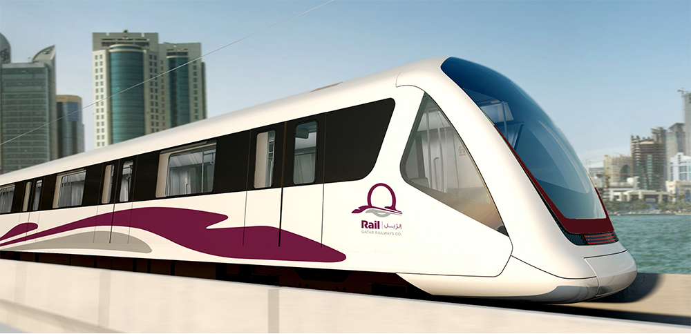 Doha Metro Qatar Rail
