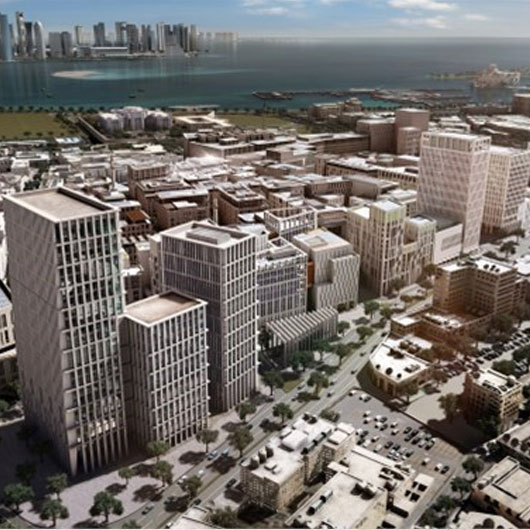 Msheireb Downtown Doha Project