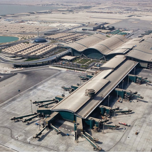 Hamad International Airport Project